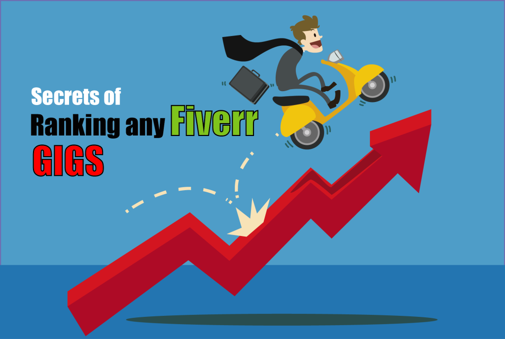 Secrets Of Ranking any Fiverr GIGS