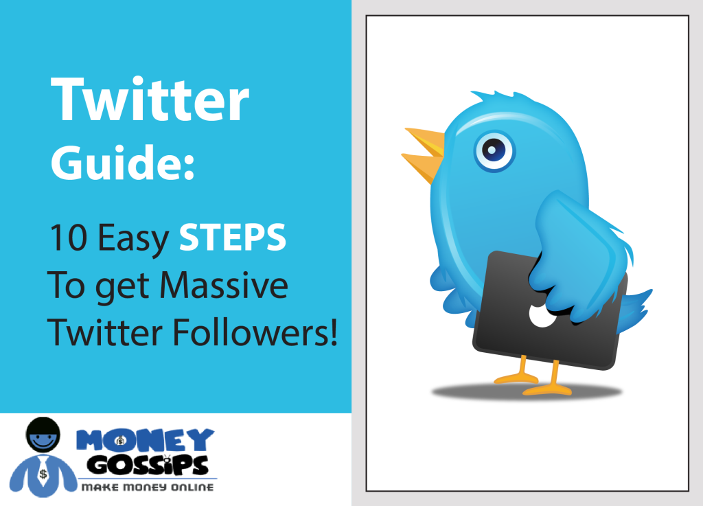 10 Easy Steps to Increase Twitter Followers