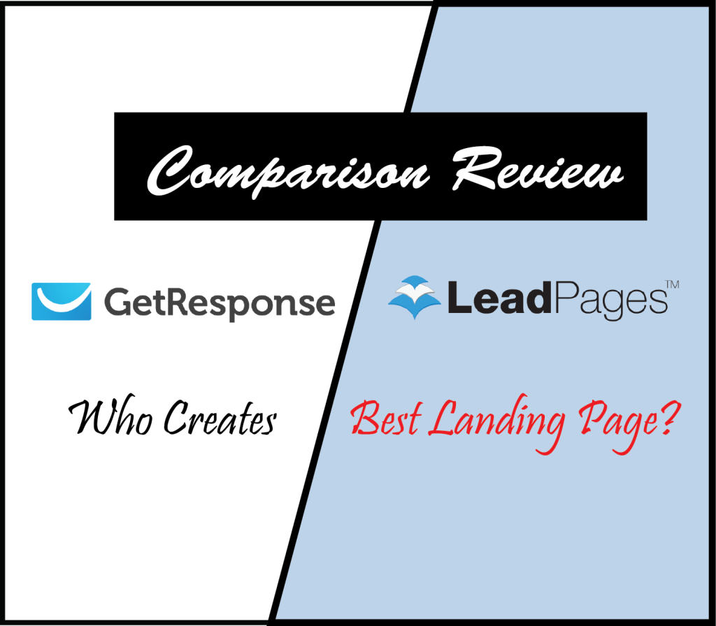 GetResponse Vs LeadPages Review